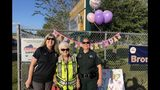 90-year-old Grace has been a crossing guard for Nassau County since 2008 and is beloved by parents and students. She was recently diagnosed with stage 4 cancer. You can send Grace a card to Yulee Baptist Church at 85971 N. Harts Road.