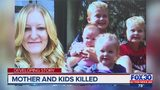 Missing mother, four children all found dead; husband may face murder charges