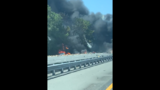 FHP said that all southbound traffic is being detoured off at the U.S. Highway 90 exit in Lake City, and one lane is open on the northbound side of I-75. Traffic is very heavy and slow in the area, according to FHP.