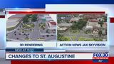 Changes planned to help traffic in St. Augustine