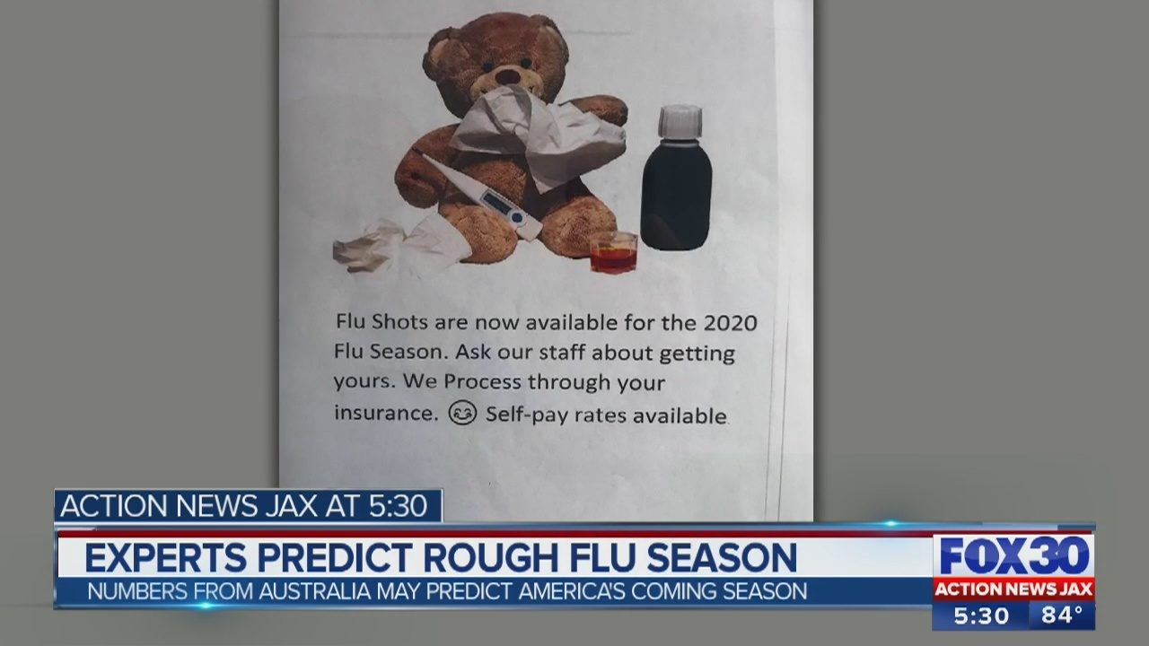 Australia's flu season could be an early indication for what's in store for the U.S.