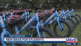 New bikes for Clay County students