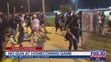 No gun at Oakleaf homecoming game