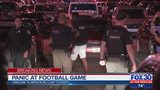 Panic follows memorial at Oakleaf High School football game