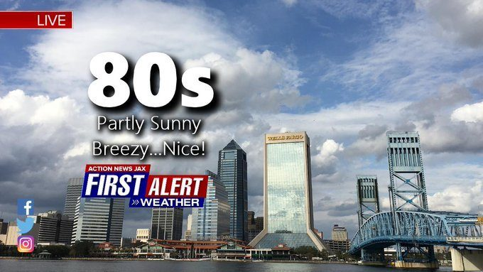 First Alert Weather: Great Weekend with On-shore Breezes