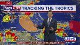 Tracking the Tropics: Saturday, September 21