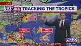 Tracking the Tropics: Monday, October 14