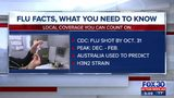 Flu season picking up: Duval County among areas with highest activity