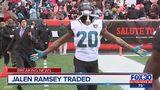 Jacksonville Jaguars CB Jalen Ramsey being traded to LA Rams