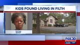 Kids found living in filth in Jacksonville