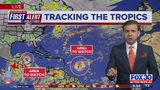 Tracking the Tropics: Tuesday, October 15
