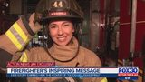 "JFRD Firefighter's story earned her the cover of ""Good Housekeeping"" along side John Cena"