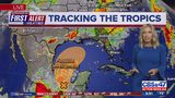 Tracking the Tropics: Wednesday, October 16th