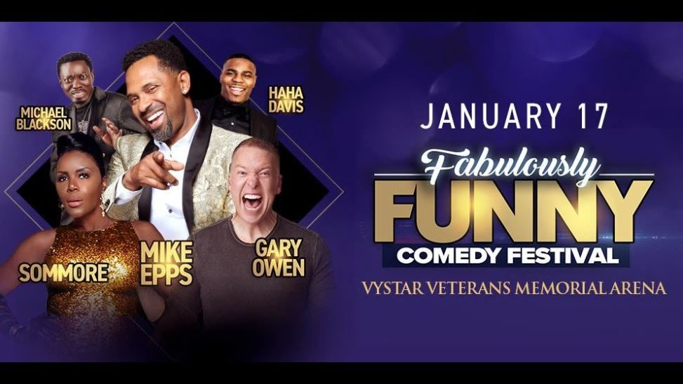 The Fabulously Funny Comedy Festival coming to Jacksonville in 2020