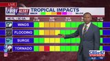 Tracking the Tropics: Fri., Oct. 18th - Early Evening