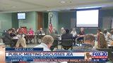 Public meeting discusses JEA
