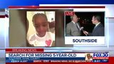 Search for missing 5-year-old