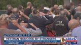 Community gathers to hold proper ceremony for local veteran