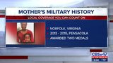 Brianna Williams' military history