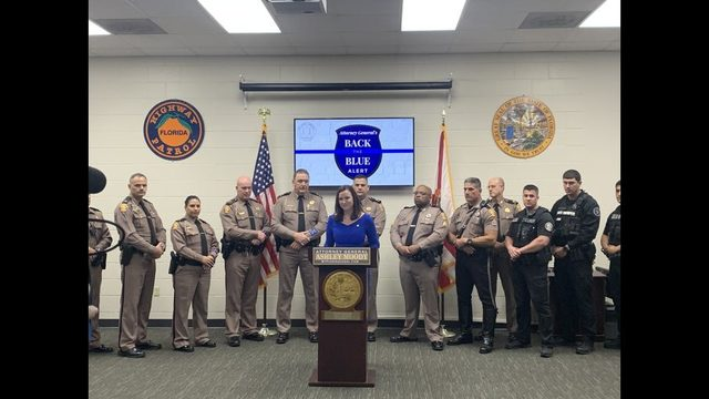 Jacksonville FHP trooper recognized for helping teen sex trafficking victim