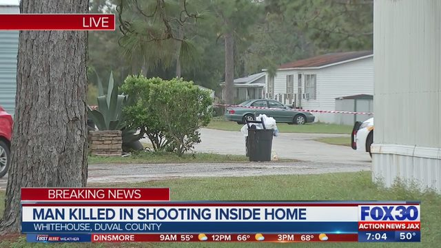 JACKSONVILLE SHOOTING: Man dies after being shot at Paradise Village home on West Beaver Street - ActionNewsJax.com