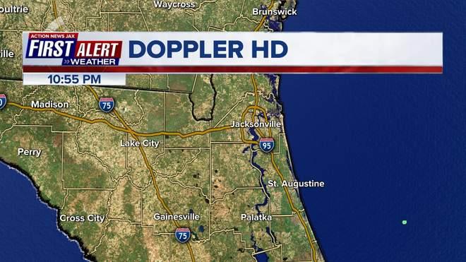 NE Florida Radar