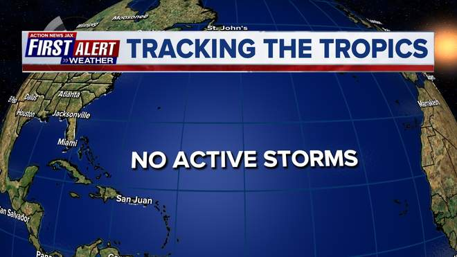Latest Forecast Track