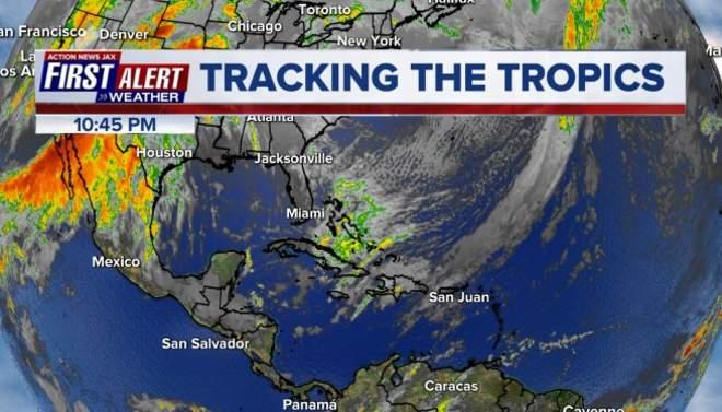 Tropics Satellite